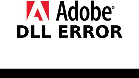 Can the Adobe.Dll Error Be Fixed