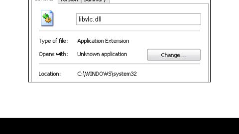 An Easy Guide to Fixing Libvlc.dll Error