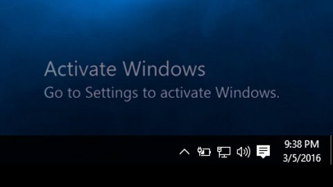 Windows 10 isn't activated after upgrading for free