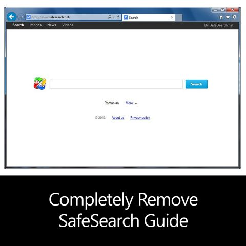 Completely Remove SafeSearch Guide