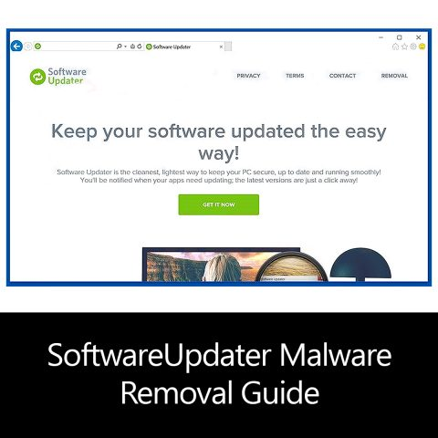SoftwareUpdater Malware Removal Guide