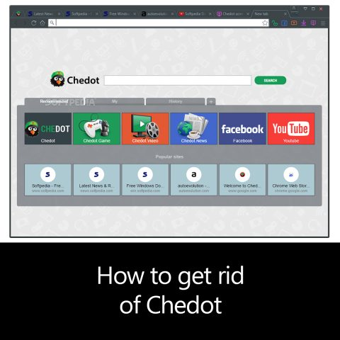 How to get rid of Chedot