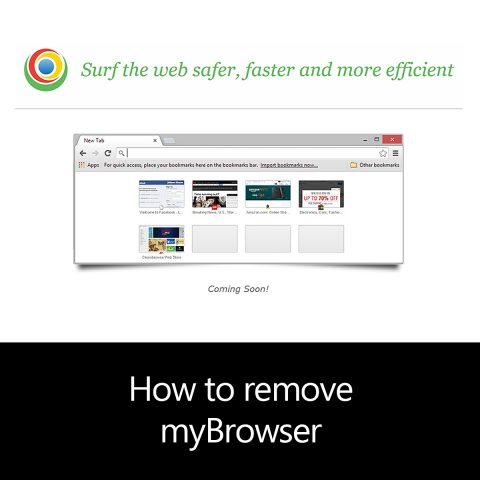 How to remove myBrowser