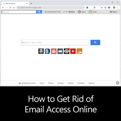 How to Get Rid of Email Access Online