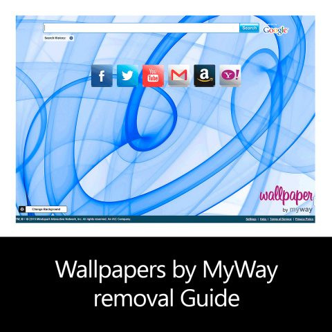 Wallpapers by MyWay (wallpapers.myway.com) removal Guide
