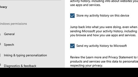 Permanently Disable Active History