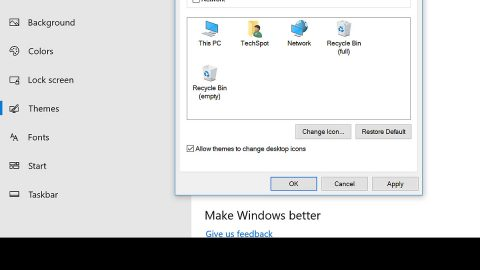 can't find Recycle Bin