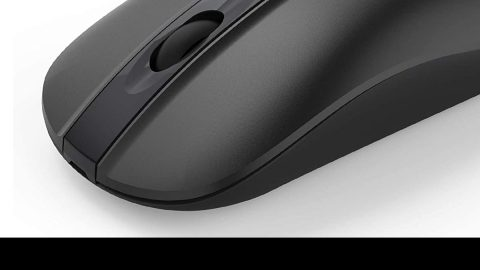 Mouse automatically scrolls up or down
