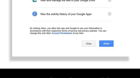 Google Drive Unable to Connect