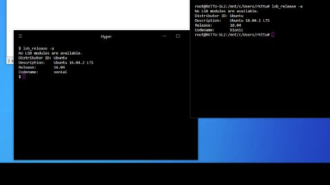 Importing and Exporting WSL distros in Windows