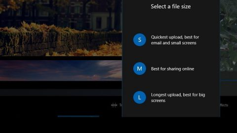 Photos app Export or Share is not working