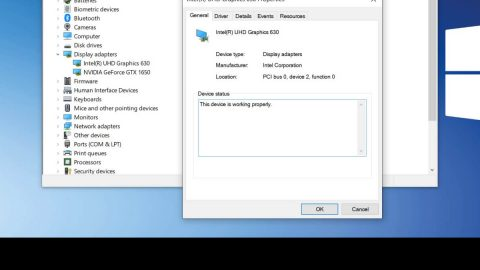 Rollback any driver in Windows 10