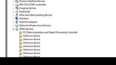 What driver to use inside Windows