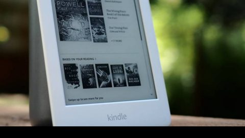 How to send your PDF file to amazon Kindle